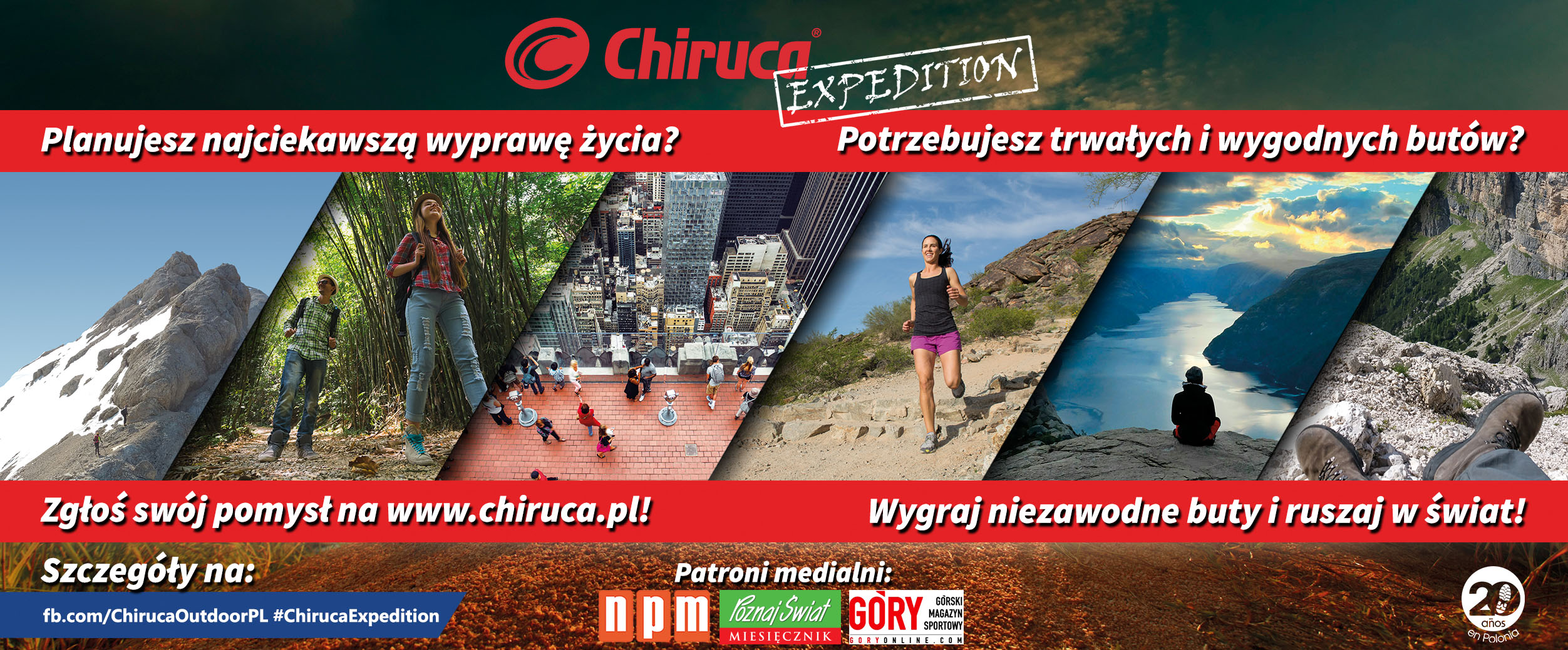 Chiruca EXPEDITION I