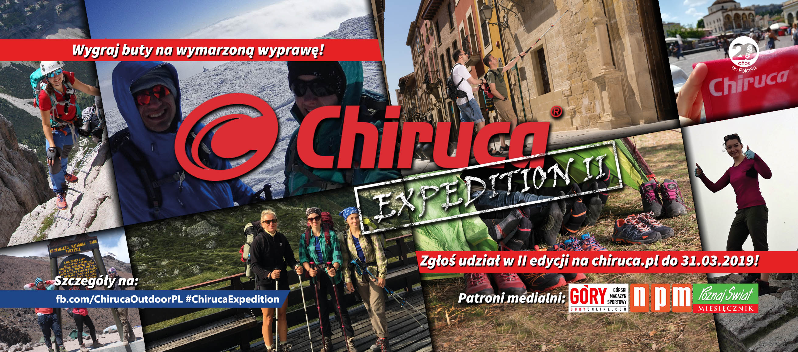 Chiruca EXPEDITION II