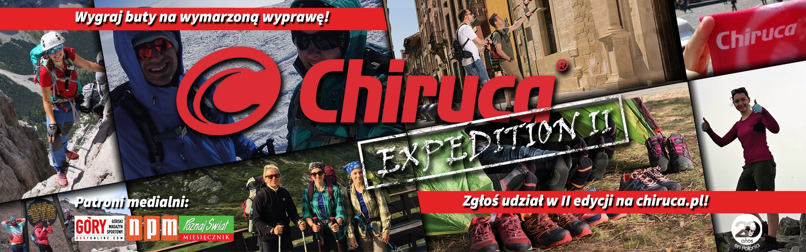 Chiruca Expedition