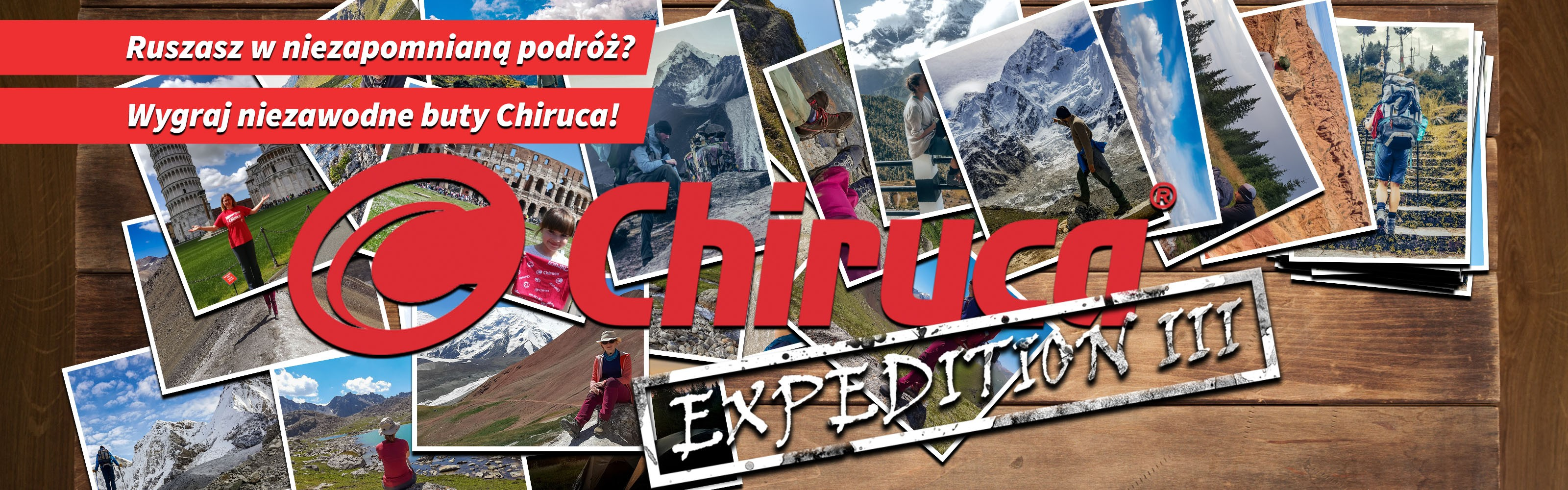 Chiruca EXPEDITION III